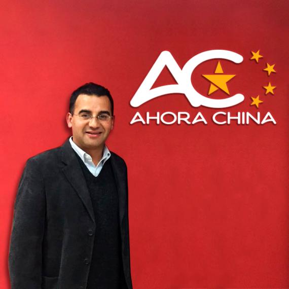 Alejandro Espinoza - Equipo AhoraChina