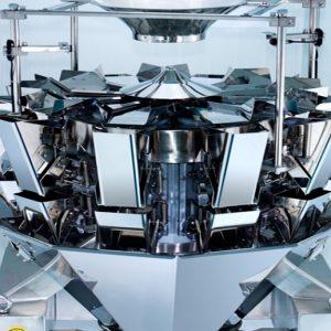 Báscula Electrónica de Cabezal Múltiple YB-Z10 y YB-Z14 - Importador Directo - Fábrica China Verificada - Producto Garantizado