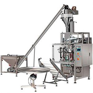 Sistema de Envasado Automático Vertical (Polvos) YB-420F - Comprar en China - Fábrica Visitada - Importador Directo - Mejor Precio