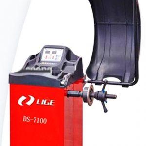 Balanceadora de neumáticos DS7100 - Comprar en China - Fábrica Visitada - Importador Directo - Mejor Precio