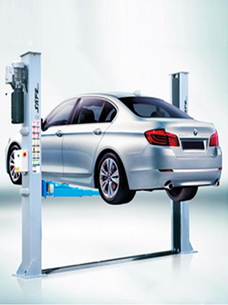 Elevador de autos de 2 postes DS-B4000ES - Comprar en China - Fábrica Visitada - Importador Directo - Mejor Precio