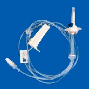 Juego estándar IV para la infusión de fármacos y líquidos - Comprar en China - Fábrica Visitada - Importador Directo - Mejor Precio