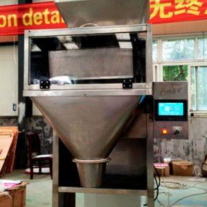 Máquina Envasadora Semi Automática - Medir y Pesar - - Importador Directo - Fábrica China Verificada - Producto Garantizado