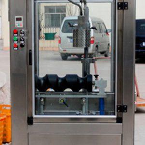 Máquina Automática Encogedora de Película de Tapa - Importador Directo - Fábrica China Verificada - Producto Garantizado