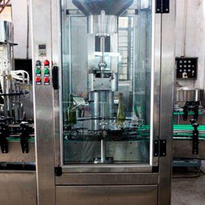 Máquina Taponadora Automática de Corcho - Comprar en China - Fábrica Visitada - Importador Directo - Mejor Precio