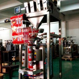 Máquina Envasadora Automática con Elevador tipo Z - Importador Directo - Fábrica China Verificada - Producto Garantizado
