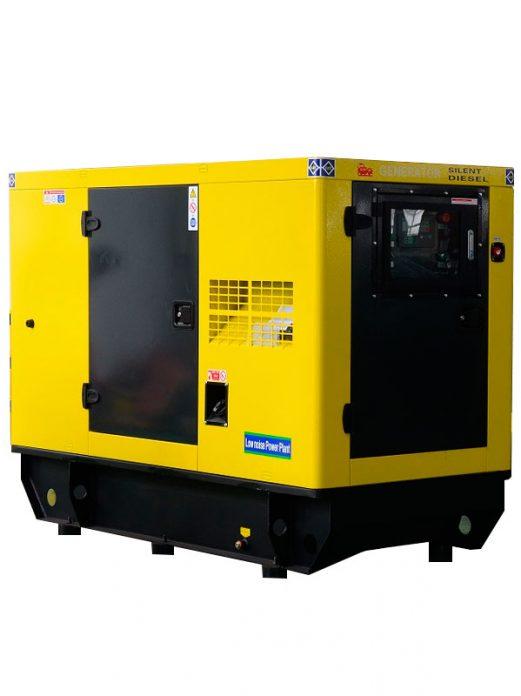 Generador Silencioso Cummins 30KVA - Comprar en China - Fábrica Visitada - Importador Directo - Mejor Precio