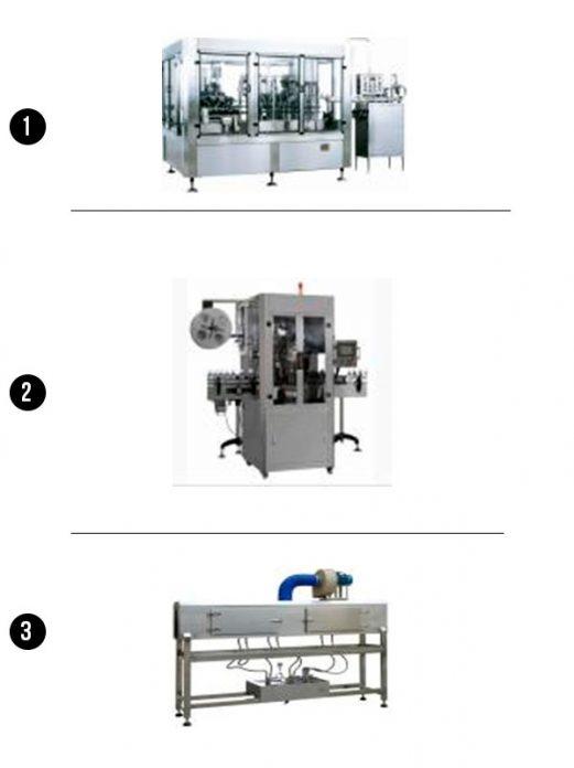 Línea Producción Sistema de Llenado y Envasado de Botella PET - Importador Directo - Fábrica China Verificada - Producto Garantizado