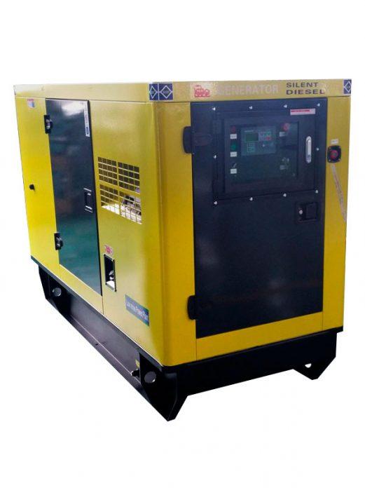 Generador Diesel Silencioso 13KVA - Importador Directo - Fábrica China Verificada - Producto Garantizado
