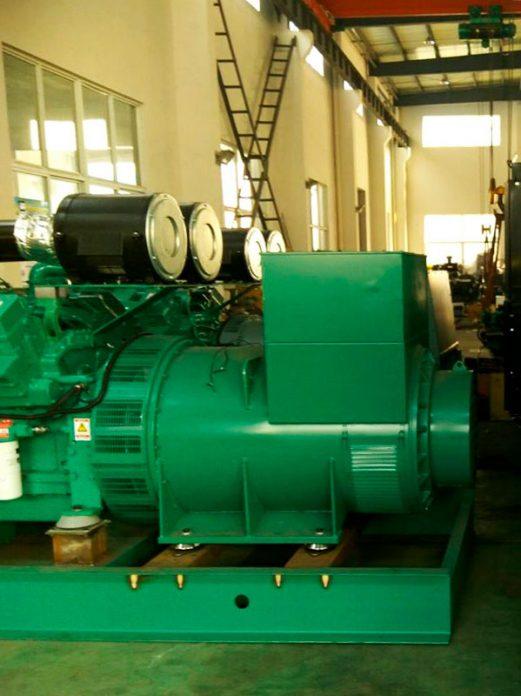 Generador a Gas Silencioso Cummins 50KVA - Importador Directo - Fábrica China Verificada - Producto Garantizado