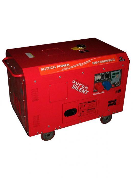 Generador Diesel Portable Silencioso 5KVA - Comprar en China - Fábrica Visitada - Importador Directo - Mejor Precio