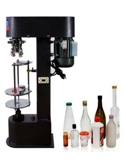 Máquina de Sellado de Tapa Rosca en Botella de Vidrio - Comprar en China - Fábrica Visitada - Importador Directo - Mejor Precio