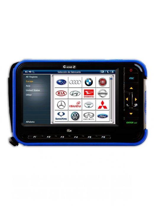 G-Scan 2 Scanner Universal y Original Para Hyundai y Kia